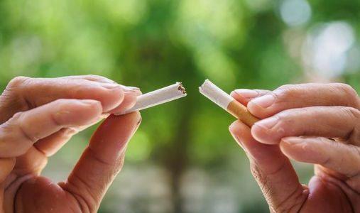 Dejar el tabaco. Campaña de la OMS